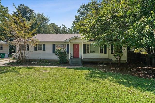 505 North Avenue, Forest Park, GA 30297 (MLS #6722555) :: North Atlanta Home Team