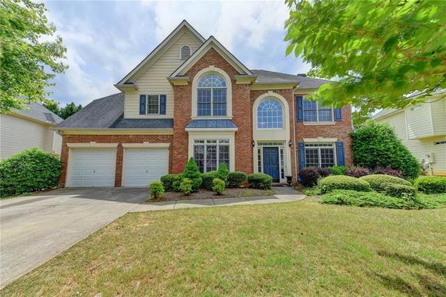 12512 Huntington Trace, Alpharetta, GA 30005 (MLS #6722799) :: RE/MAX Prestige