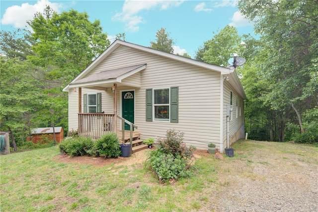 316 Hillstream Drive, Dahlonega, GA 30533 (MLS #6723423) :: Charlie Ballard Real Estate