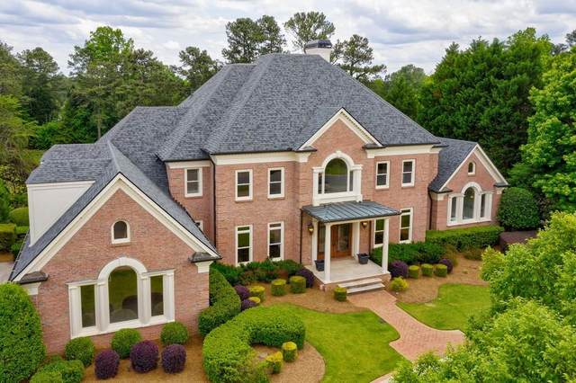 1016 Cherbury Lane, Johns Creek, GA 30022 (MLS #6723518) :: The Heyl Group at Keller Williams