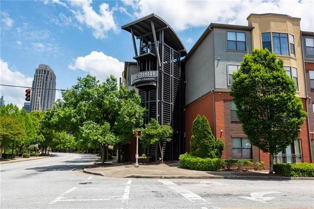 400 17 Street NW #1117, Atlanta, GA 30363 (MLS #6723670) :: Tonda Booker Real Estate Sales