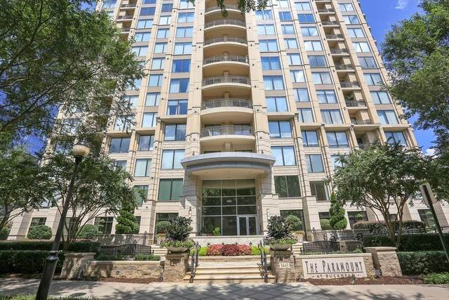 3445 Stratford Road NE #209, Atlanta, GA 30326 (MLS #6724934) :: North Atlanta Home Team