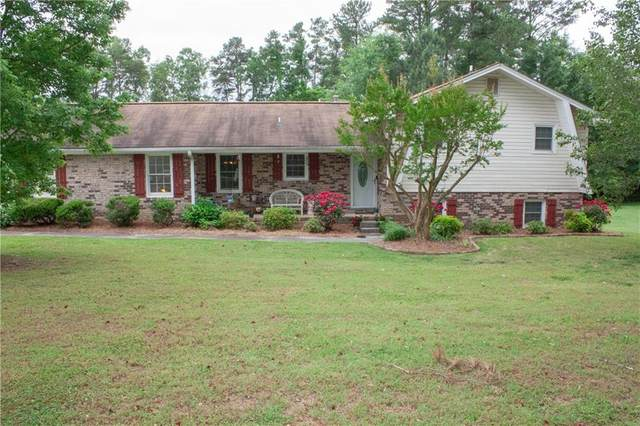 682 Pea Ridge Road, Rockmart, GA 30153 (MLS #6725496) :: Kennesaw Life Real Estate