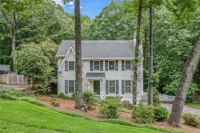 3656 Chestnut Ridge Court, Marietta, GA 30062 (MLS #6725505) :: North Atlanta Home Team