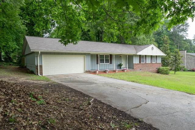 3117 Fern Valley Drive SW, Marietta, GA 30008 (MLS #6725937) :: The Zac Team @ RE/MAX Metro Atlanta