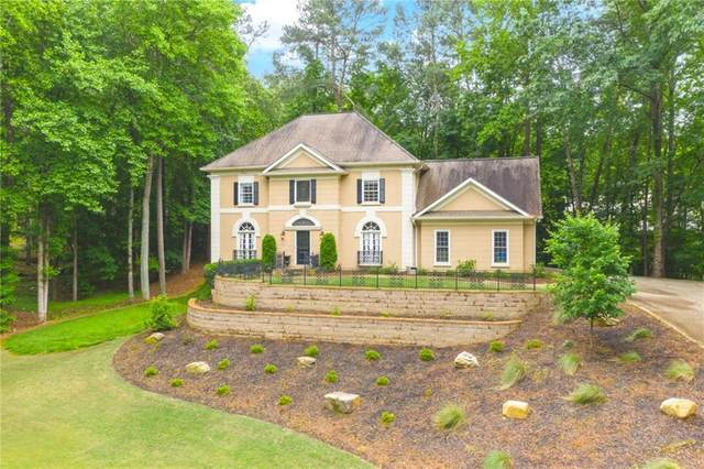 410 Fawn Glen Drive, Roswell, GA 30075 (MLS #6726385) :: The Heyl Group at Keller Williams