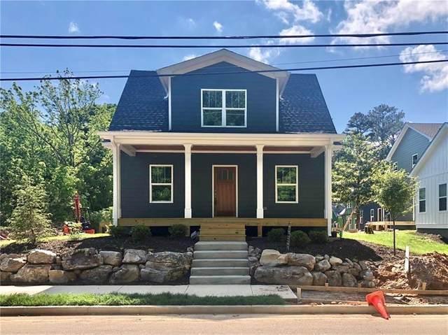 200 Old Canton Circle, Ball Ground, GA 30107 (MLS #6726471) :: Path & Post Real Estate