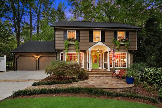 4681 Oberlin Way, Marietta, GA 30068 (MLS #6726511) :: Thomas Ramon Realty