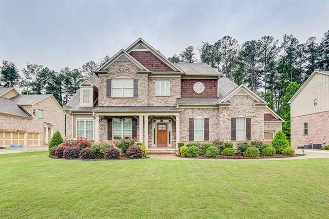 4413 Talisker Lane NW, Acworth, GA 30101 (MLS #6727948) :: Path & Post Real Estate