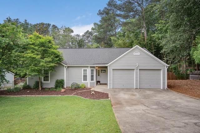119 Colemans Bluff Drive, Woodstock, GA 30188 (MLS #6729017) :: Thomas Ramon Realty