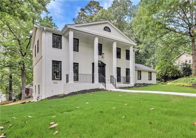 1768 S Johnson Ferry Road NE, Brookhaven, GA 30319 (MLS #6729084) :: North Atlanta Home Team