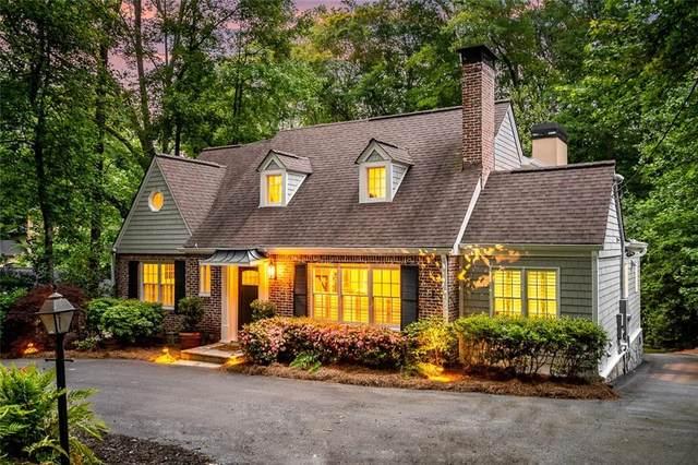 3837 Peachtree Dunwoody Road NE, Atlanta, GA 30342 (MLS #6729381) :: The Heyl Group at Keller Williams