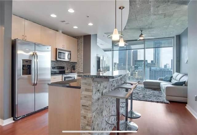 400 W Peachtree Street NW #3508, Atlanta, GA 30308 (MLS #6730100) :: RE/MAX Prestige