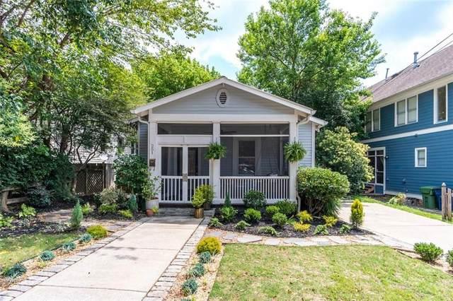 251 Elmira Place NE, Atlanta, GA 30307 (MLS #6730443) :: Dillard and Company Realty Group