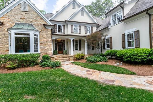 9290 Chandler Bluff, Alpharetta, GA 30022 (MLS #6732237) :: The Heyl Group at Keller Williams