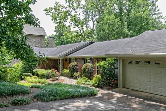 100 Forrest Lake Drive NW, Atlanta, GA 30327 (MLS #6732731) :: Dillard and Company Realty Group