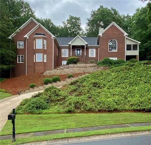 4710 E Forest Peak, Marietta, GA 30066 (MLS #6732773) :: HergGroup Atlanta