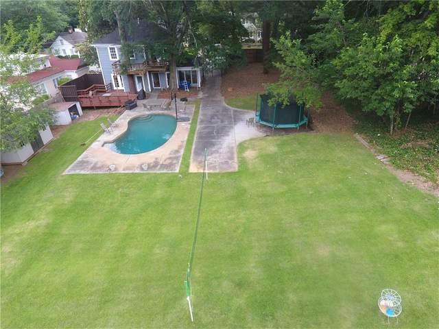 1720 Flagler Avenue NE, Atlanta, GA 30309 (MLS #6733123) :: North Atlanta Home Team