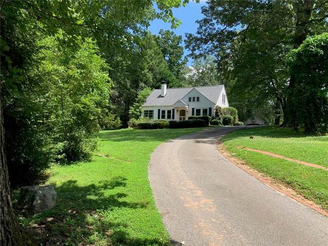 1174 Morningside Drive, Gainesville, GA 30501 (MLS #6733815) :: The Cowan Connection Team