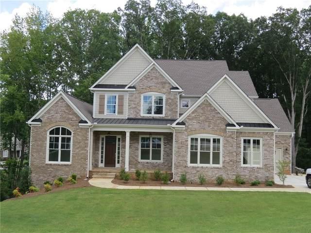 1414 Heritage Mountain Way, Kennesaw, GA 30152 (MLS #6734305) :: North Atlanta Home Team