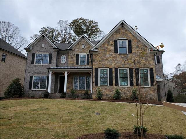 1115 Settles Creek Way, Suwanee, GA 30024 (MLS #6734779) :: North Atlanta Home Team