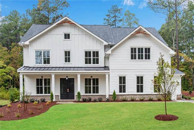 2895 Eva Club, Acworth, GA 30101 (MLS #6734796) :: Tonda Booker Real Estate Sales