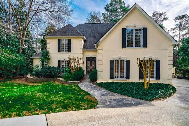 3884 Fairfax Court SE, Atlanta, GA 30339 (MLS #6735713) :: Path & Post Real Estate