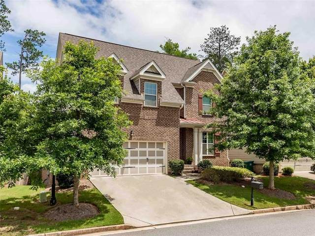 744 Park Manor Drive SE, Smyrna, GA 30082 (MLS #6735943) :: Tonda Booker Real Estate Sales