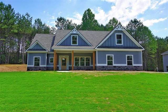 616 Red Leaf Way, Canton, GA 30114 (MLS #6737591) :: The Cowan Connection Team