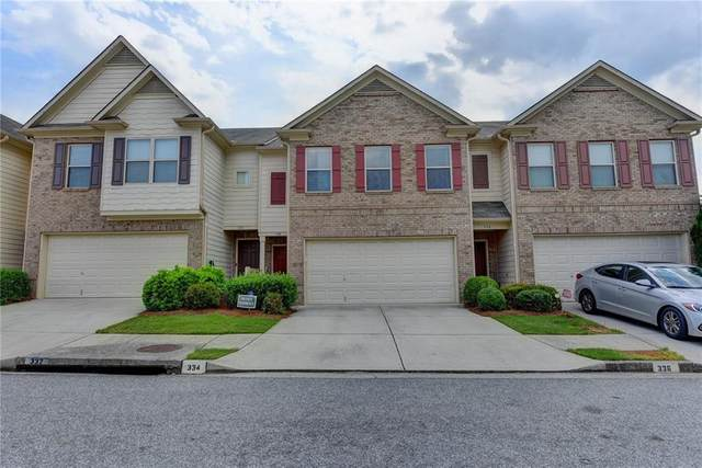 334 Oaktown Court, Lawrenceville, GA 30044 (MLS #6738226) :: The Heyl Group at Keller Williams