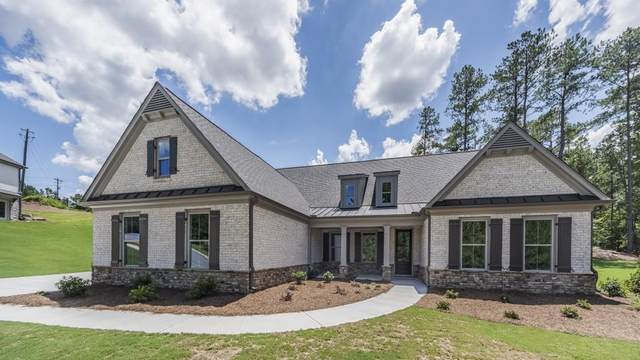 1160 Carl Sanders Drive, Acworth, GA 30101 (MLS #6738487) :: Todd Lemoine Team