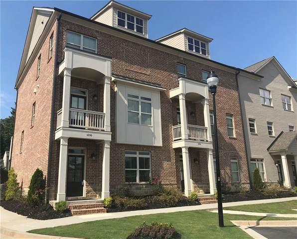 1264 Stone Castle Circle #17, Smyrna, GA 30080 (MLS #6738522) :: North Atlanta Home Team