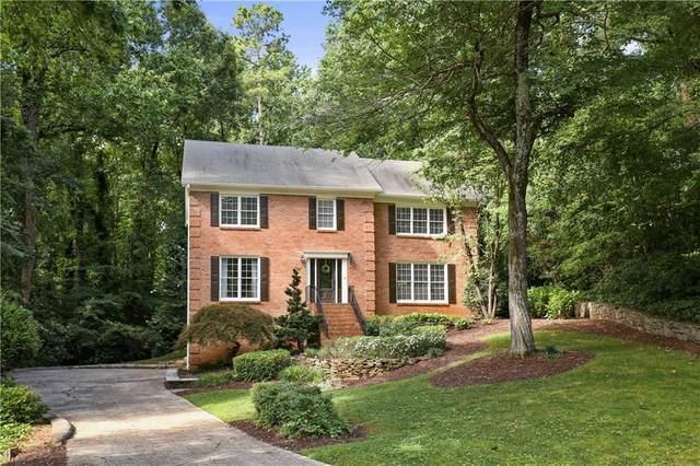 5278 Beechwood Court, Marietta, GA 30068 (MLS #6738689) :: North Atlanta Home Team