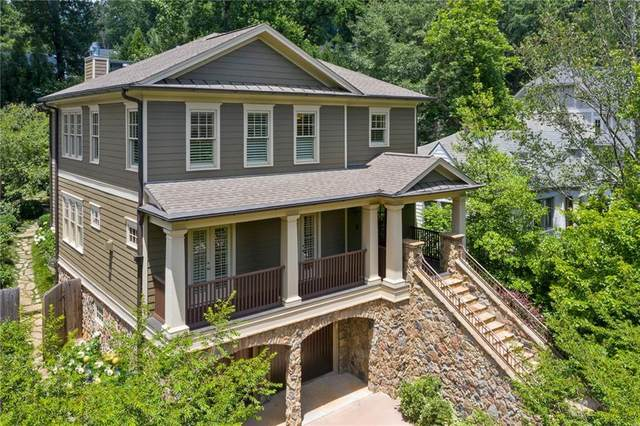 876 Brookridge Drive NE, Atlanta, GA 30306 (MLS #6739203) :: North Atlanta Home Team