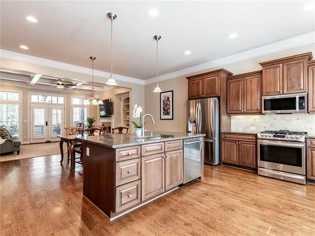 815 Highland Green Way NE, Atlanta, GA 30306 (MLS #6739304) :: BHGRE Metro Brokers