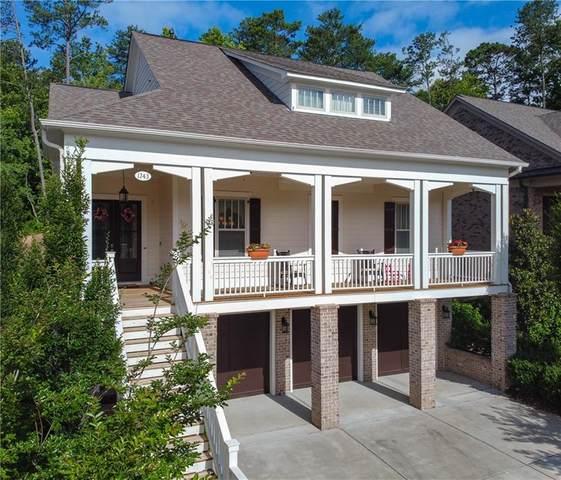 1743 Tabor Drive, Marietta, GA 30062 (MLS #6739312) :: Kennesaw Life Real Estate