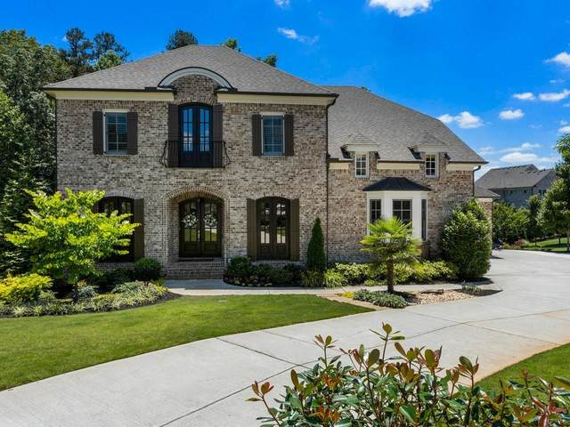 1366 Kings Park Place Nw Place, Kennesaw, GA 30152 (MLS #6740165) :: The Butler/Swayne Team