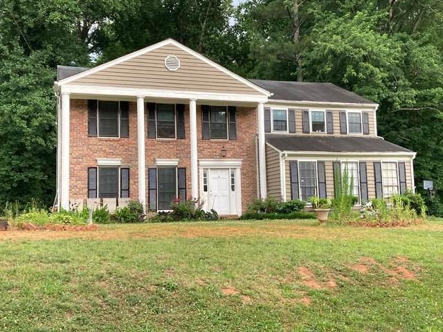 4649 Keighley Drive, Stone Mountain, GA 30083 (MLS #6742903) :: North Atlanta Home Team