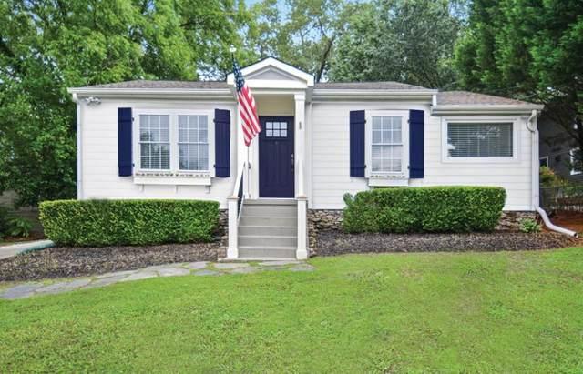 1864 Bragg Street, Brookhaven, GA 30341 (MLS #6743242) :: North Atlanta Home Team