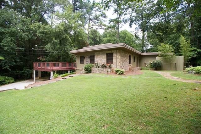 1876 Mason Mill Road, Decatur, GA 30033 (MLS #6743986) :: North Atlanta Home Team