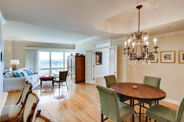 3475 Oak Valley Road NE #1770, Atlanta, GA 30326 (MLS #6744208) :: Tonda Booker Real Estate Sales