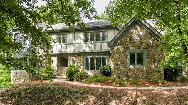 100 Spindale Court, Sandy Springs, GA 30350 (MLS #6744565) :: Tonda Booker Real Estate Sales