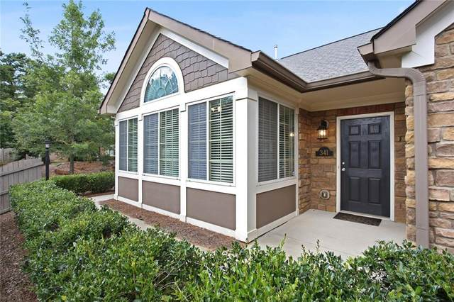 341 Ridge Hill Circle #4, Marietta, GA 30064 (MLS #6744690) :: North Atlanta Home Team