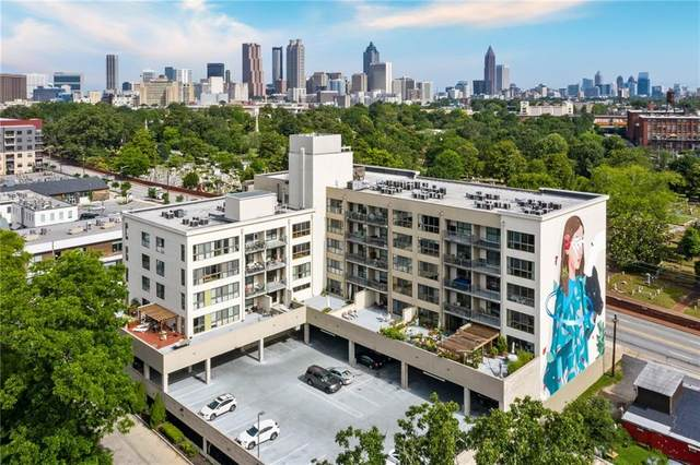563 Memorial Drive SE #404, Atlanta, GA 30312 (MLS #6744725) :: The Zac Team @ RE/MAX Metro Atlanta
