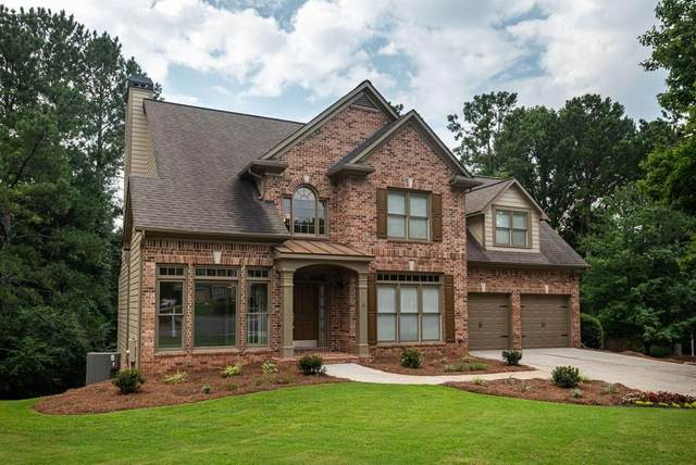 810 Cambridge Crest Lane, Alpharetta, GA 30005 (MLS #6745417) :: Kennesaw Life Real Estate