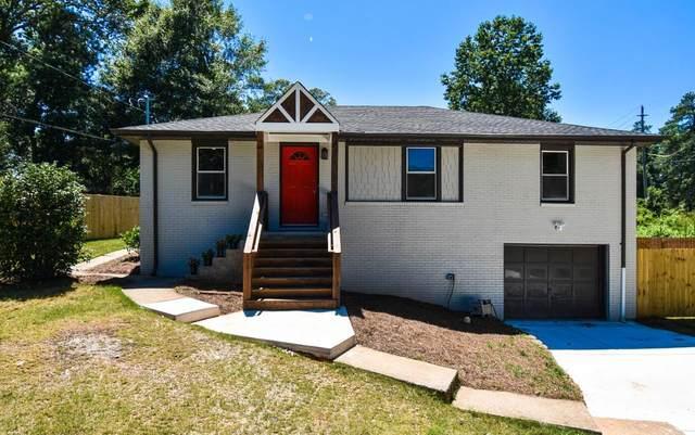 2410 Cherrywood Lane SW, Marietta, GA 30060 (MLS #6745629) :: North Atlanta Home Team