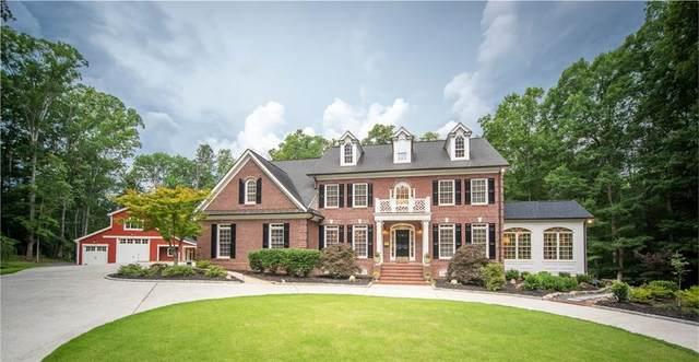 171 Mars Hill Road, Powder Springs, GA 30127 (MLS #6745707) :: Kennesaw Life Real Estate