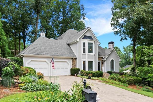 2372 Brittany Lane, Marietta, GA 30062 (MLS #6746485) :: The Heyl Group at Keller Williams