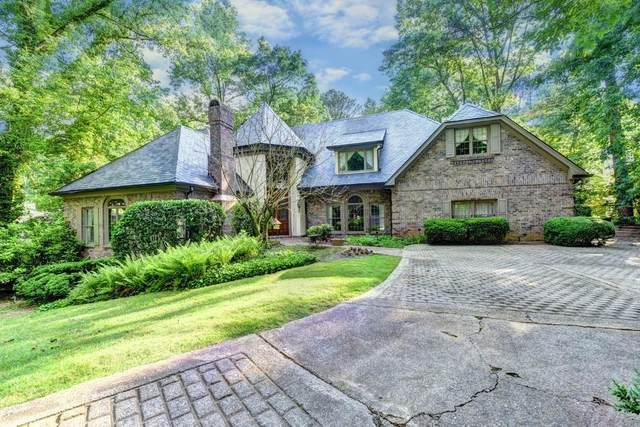 9345 Huntcliff Trace, Sandy Springs, GA 30350 (MLS #6746954) :: Path & Post Real Estate