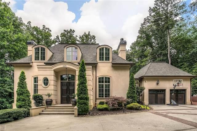 1571 Dodson Drive SW, Atlanta, GA 30311 (MLS #6747112) :: Charlie Ballard Real Estate